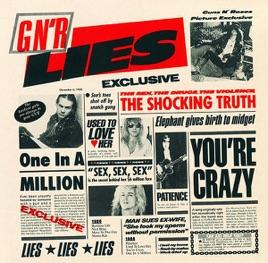 Resultado de imagen de Guns N' Roses lies