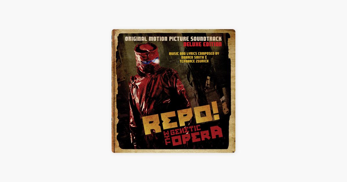 Repo The Genetic Opera Original Motion Picture Soundtrack Deluxe