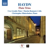 Uwe Grodd/Martin Rummel/Christopher Hinterhuber - Flute Trio No. 16 in D Major, Hob.XV:16: II. Andantino più tosto allegretto