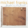 Michael Franks - Barefoot On the Beach illustration
