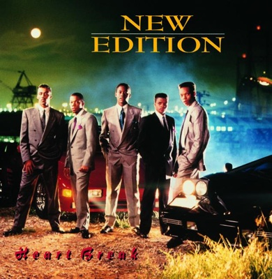 Can You Stand the Rain - New Edition song