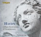 "Bruno Weil, Tafelmusik - Symphony in C major, op. 82, ""The Bear"" I. Vivace assai"