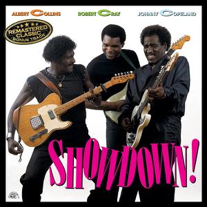 Albert Collins, Robert Cray & Johnny Copeland - Showdown! (Remastered)