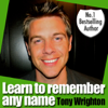 Tony Wrighton - Learn To Remember Any Name in 30 Minutes (Unabridged) artwork
