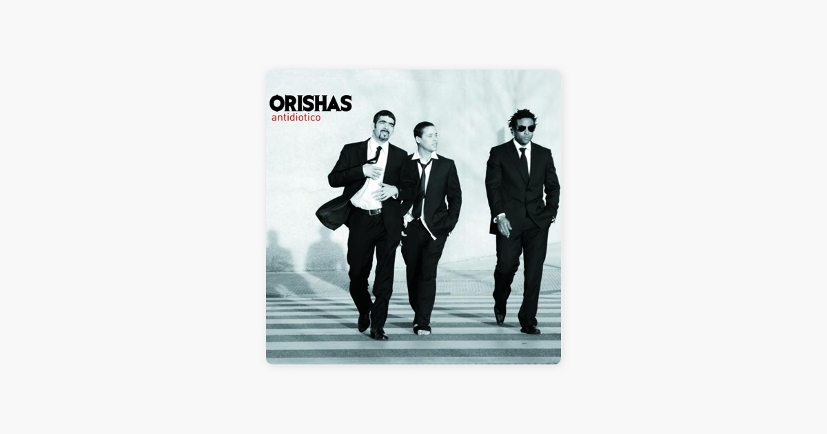 orishas antidiotico cd 2