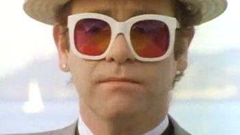Elton John I'm Still Standing music review
