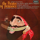 The Pirates of Penzance or The Slave of Duty: Overture