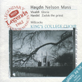 Zadok the Priest (Coronation Anthem No.1, HWV 258)