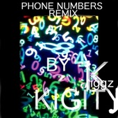 Phone Numbers (feat. Wiz Khalifa) (Remix) - Single