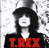 T. Rex - Ballrooms of Mars artwork