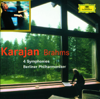 Berlin Philharmonic & Herbert von Karajan - Brahms: The 4 Symphonies  artwork