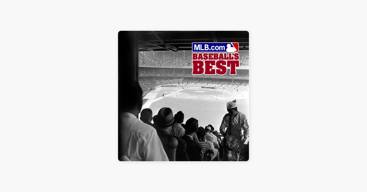 half off c367a 3b1df  Baseball s Best on iTunes