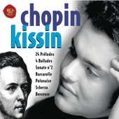 Evgeny Kissin - Ballade No.1, Op. 23 G Minor