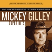 Gilley, Mickey - You Don't Know Me
