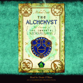 The Alchemyst: The Secrets of the Immortal Nicholas Flamel, Book 1 (Unabridged) audiobook
