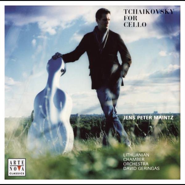 Tchaikovsky Works For Cello By David Geringas Jens Peter Maintz