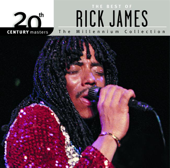 20th Century Masters  The Millennium Collection: The Best Of Rick James-Rick James