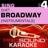 Dancing Through Life (Karaoke Instrumental Track) [In the Style of Wicked]