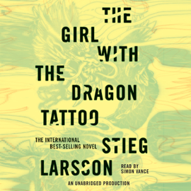 The Girl with the Dragon Tattoo: The Millennium Series, Book 1 (Unabridged) audiobook