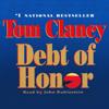 Tom Clancy - Debt of Honor: A Jack Ryan Novel (Unabridged) artwork
