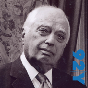 Bernard Lewis At the 92nd Street y On the Middle East In Transition (Original Staging)