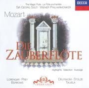 Mozart: Die Zauberflöte - Highlights - Vienna Philharmonic - Vienna Philharmonic