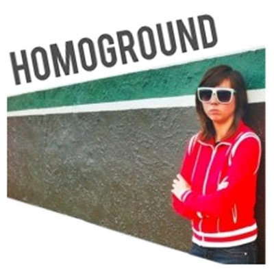 HOMOGROUND - queer music radio (LGBTQ):Homoground