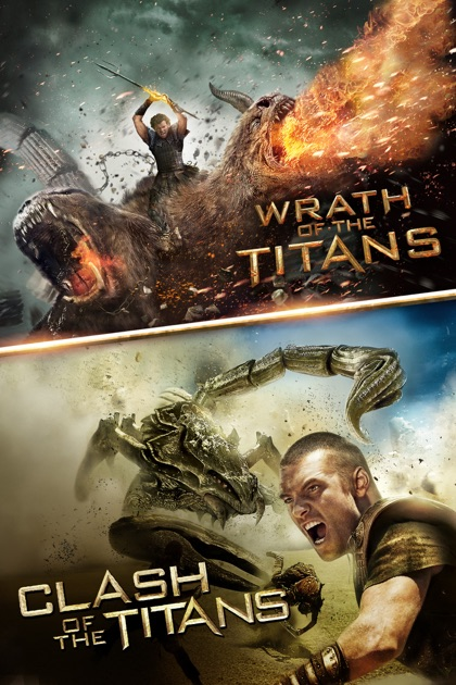 Wrath of the Titans + Clash of the Titans on iTunes