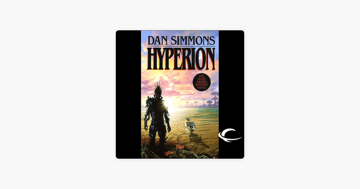 dan simmons hyperion audiobook