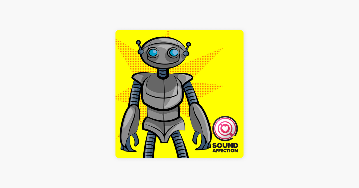 ‎Robots, Technology & Sci Fi Sound Effects (Sound Effects) by Sound  Affection on iTunes