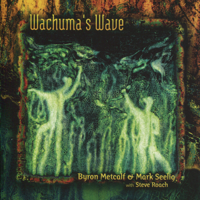 Byron Metcalf, Mark Seelig & Steve Roach - Wachuma's Wave artwork