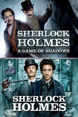 Sherlock Holmes: A Game of Shadows + Sherlock Holmes HD Download