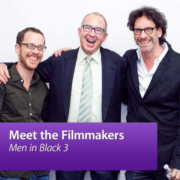 """""""Men in Black 3"""" Barry Sonnenfeld with Joel Coen and Ethan Coen: Meet the Filmmakers"""