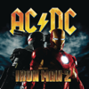 AC/DC - Iron Man 2 artwork