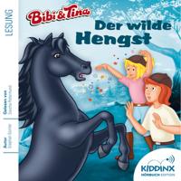 Stephan Gürtler - Der wilde Hengst: Bibi und Tina - Hörbuch artwork