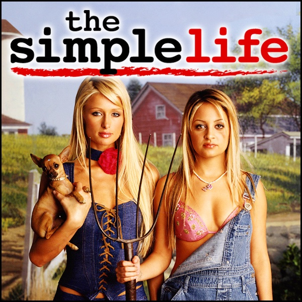 The simple life tv show