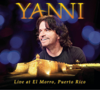 Yanni - Live at El Morro, Puerto Rico  artwork