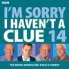 Iain Pattinson - I'm Sorry I Haven't a Clue: Vol. 14 artwork