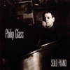 Philip Glass - Glass: Solo Piano  artwork