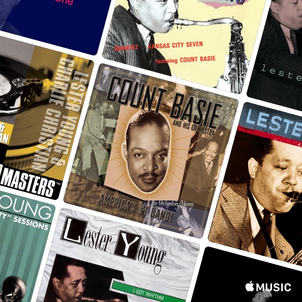 Lester Young Essentials