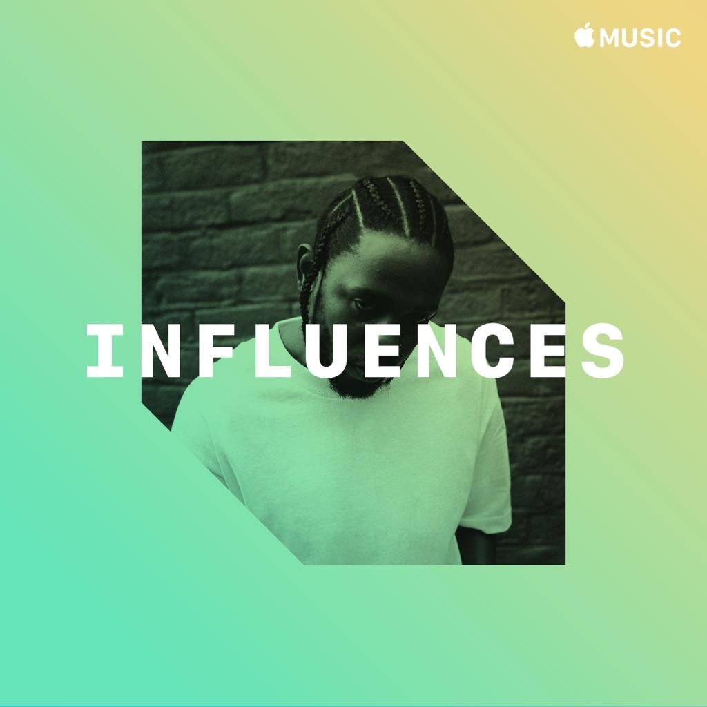 Kendrick Lamar: Influences