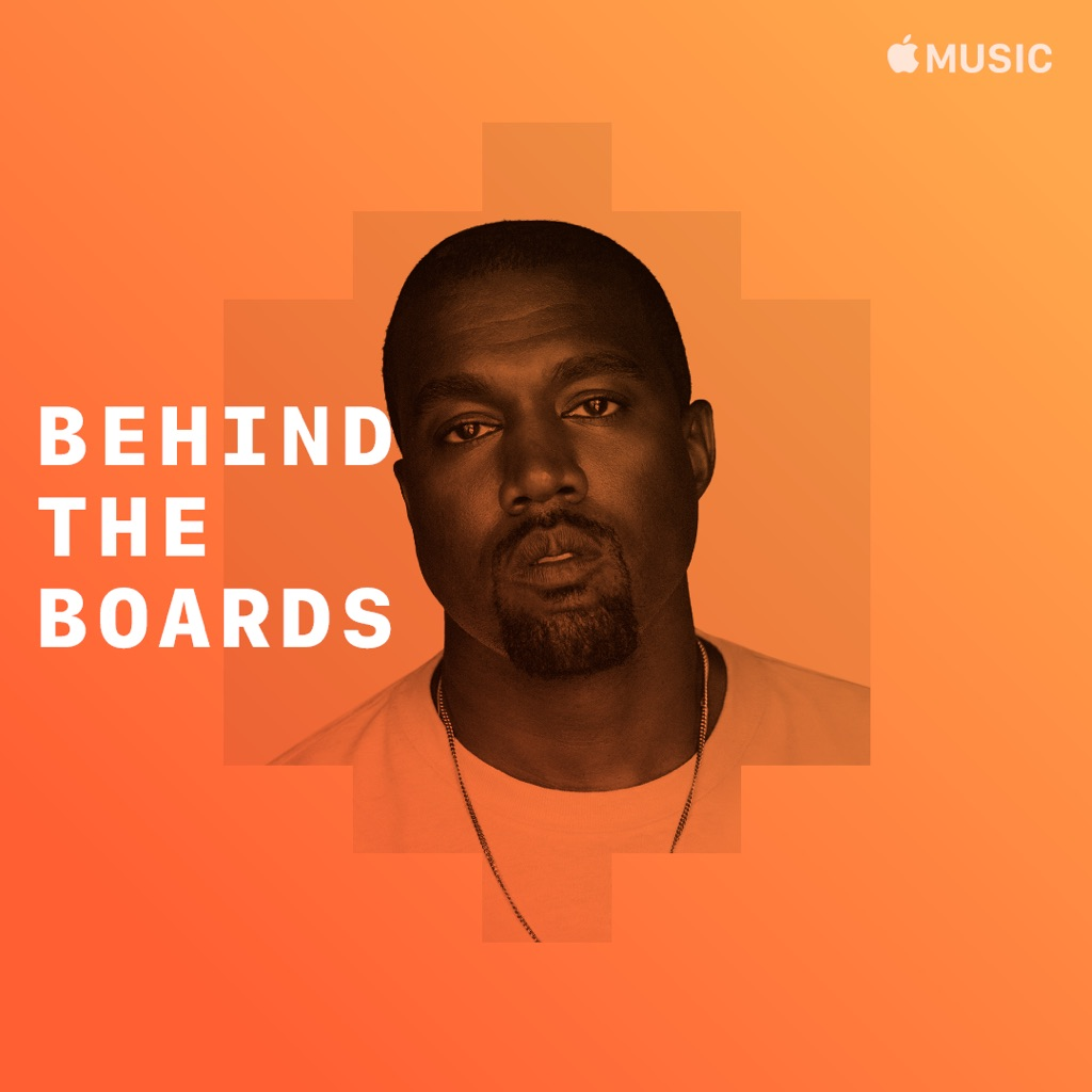Kanye West: Behind the Boards