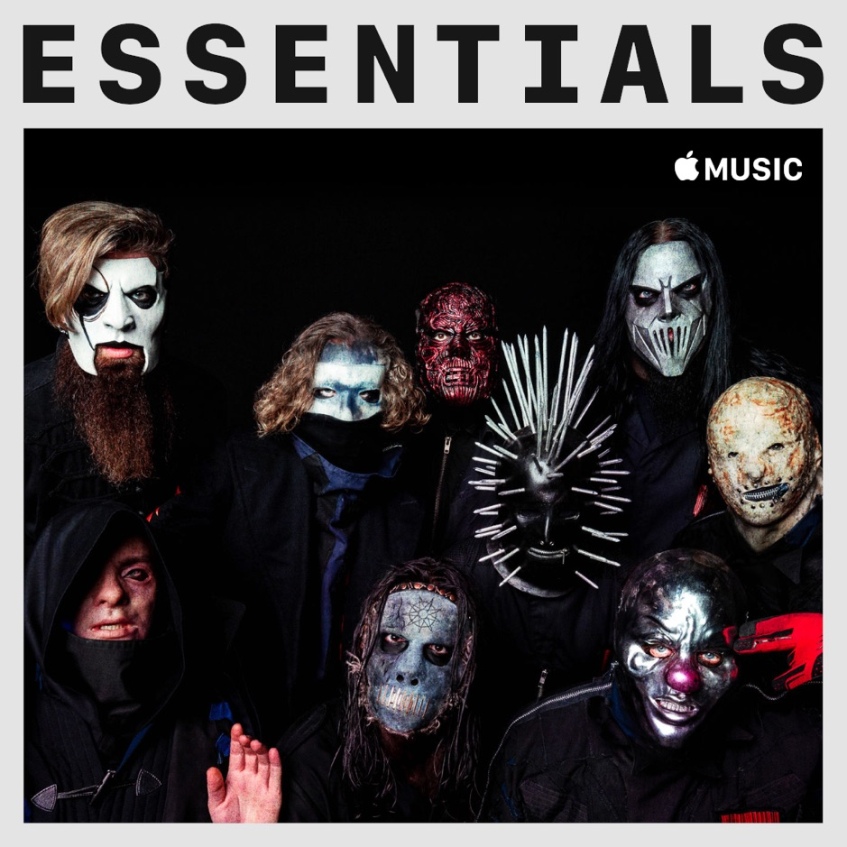 Apple Music Metal – Slipknot Essentials