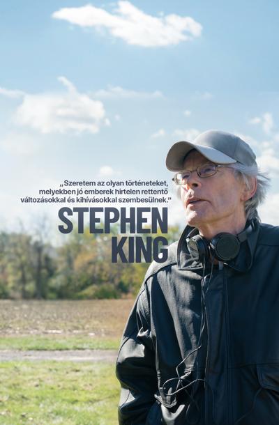 Minden, ami Stephen King: filmek és sorozatok.
