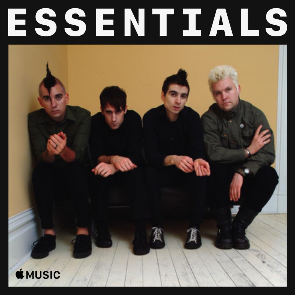 Anti-Flag Essentials