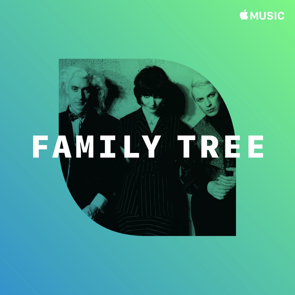 Family Tree: Siouxsie & The Banshees