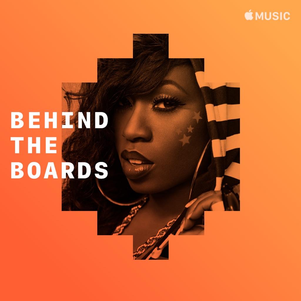 Missy Elliott: Behind the Boards