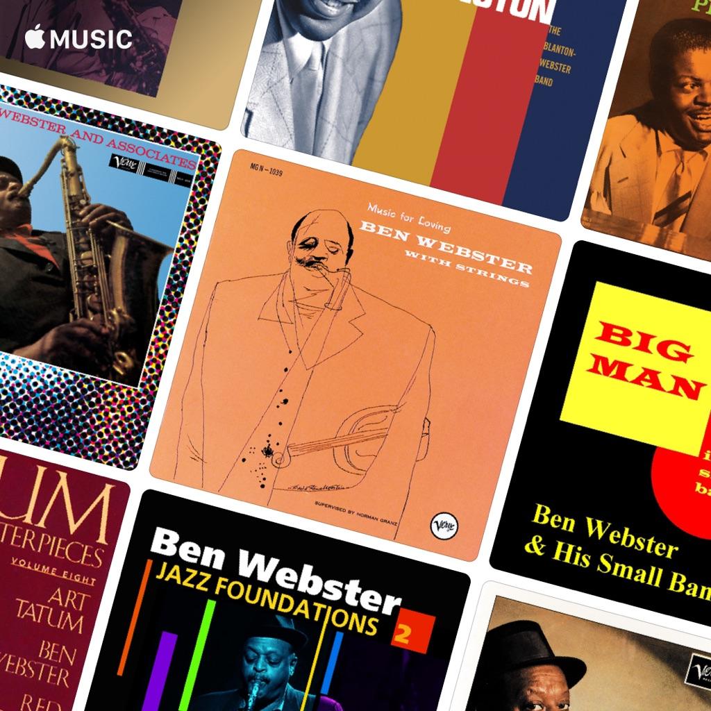 Ben Webster Essentials