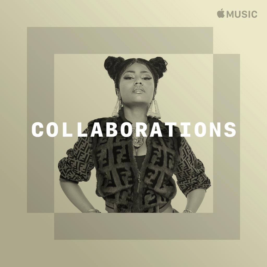 Nicki Minaj Pop Collaborations
