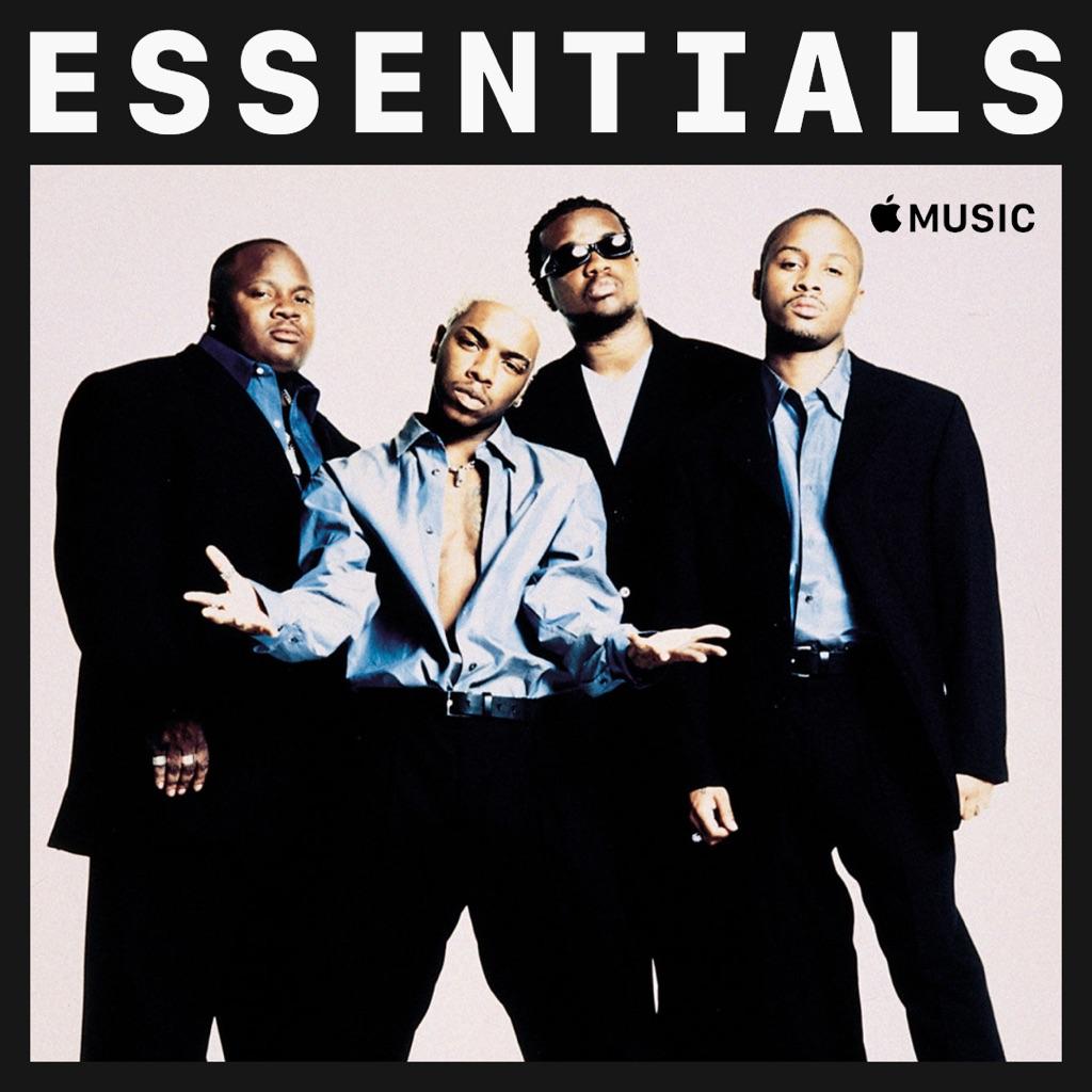 Dru Hill Essentials